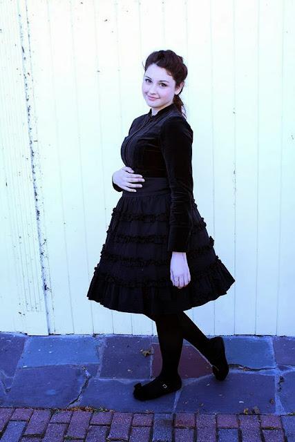 Gothic lolita time!