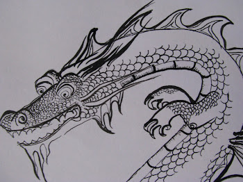 indian ink dragon