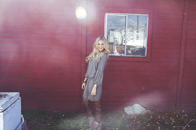 The Rancher's Daughter: fall fashions