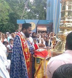 Parumala Pally: St. Mary's JSO Church , Kattachira, Kollam ...