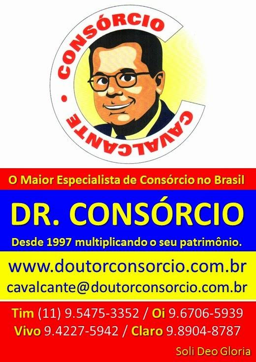 Dr. Consórcio: O maior especialista de consórcio no Brasil.