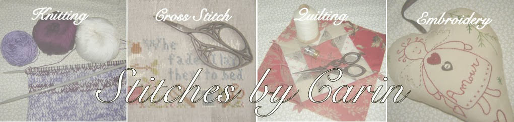 Stitches by Carin