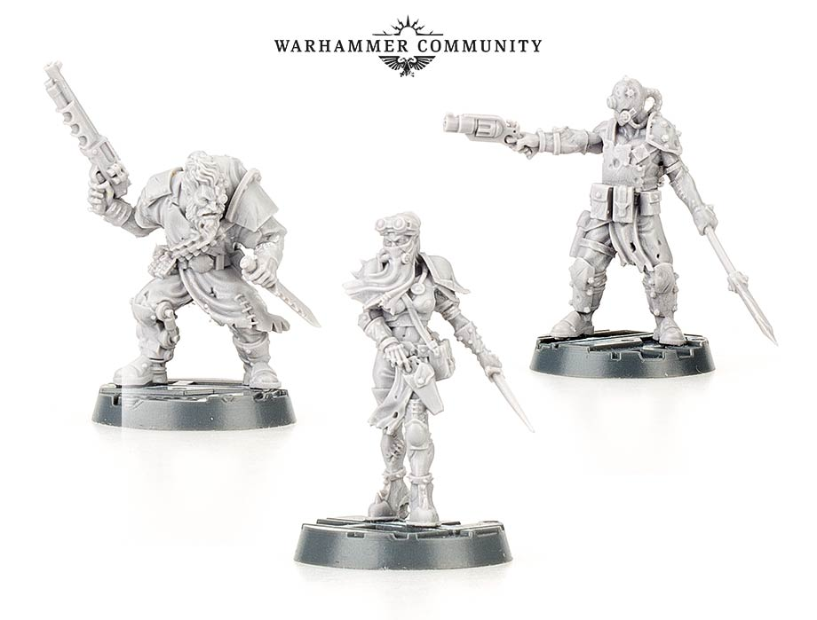 Big Reveals from Warhammer 40,000 Open Day.