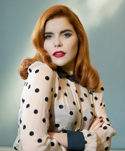 Paloma Faith is somewhat a style queen of the theatrical variety! she ...