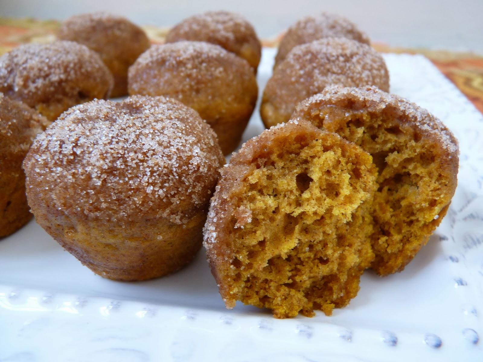 Fantastic Family Favorites: Mini Pumpkin Muffins