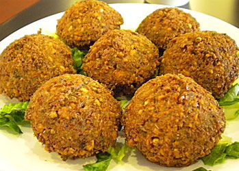 Falafel Recipe - Best falafel Recipe
