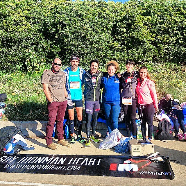 imheart fibromialgia 24 horas atletismo can drago ironman heart