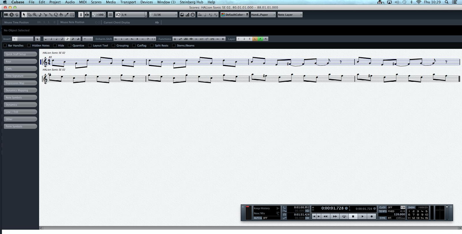 Btecsoundjonathanwells Recording A Pop Song Cover Unit 48