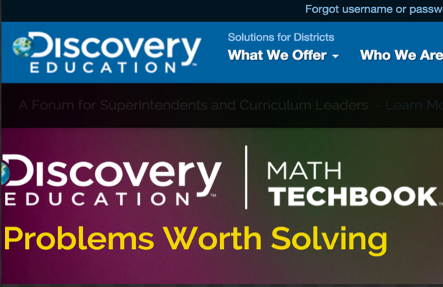 Write my discovery education assessment student login