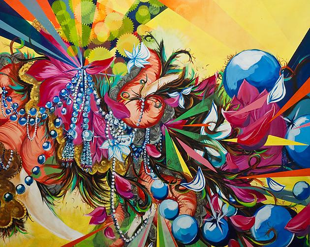 Lee Caroline - A World of Inspiration: The Best Exotic