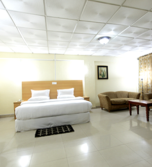 Etal Hotels Ikeja Executive Room