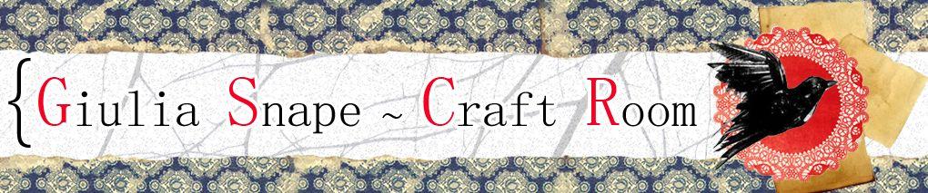 Giulia Snape Craft Room