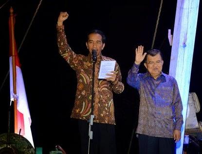 Perkiraan Susunan Kabinet Jokowi-JK berdasarkan usulan rakyat Indonesia.