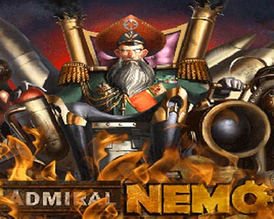 لعبة الحرب الاستراتيجية اميرال نيمو Admiral Nemo