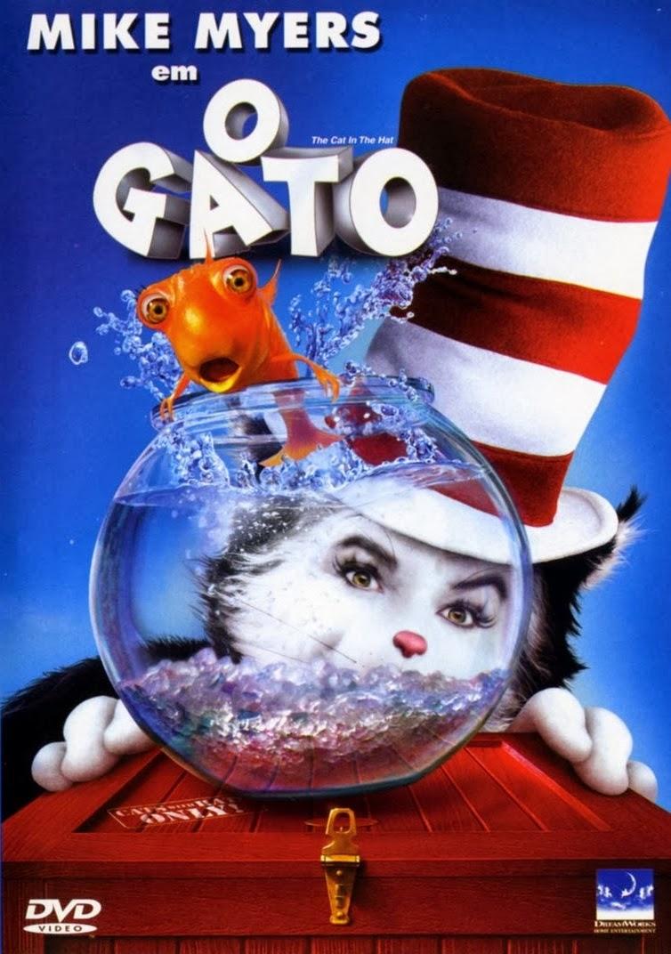 O Gato – Dublado (2003)