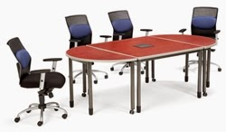 3 Piece Modular Conference Table