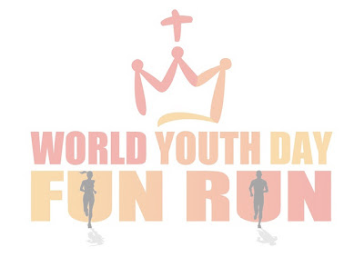 World Youth Day 2011 PowerPoint Background 2