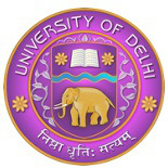 University of Delhi, DU, Delhi, New Delhi, MTS, Clerk, 10th, freejobalert, Latest Jobs, Hot Jobs, du logo