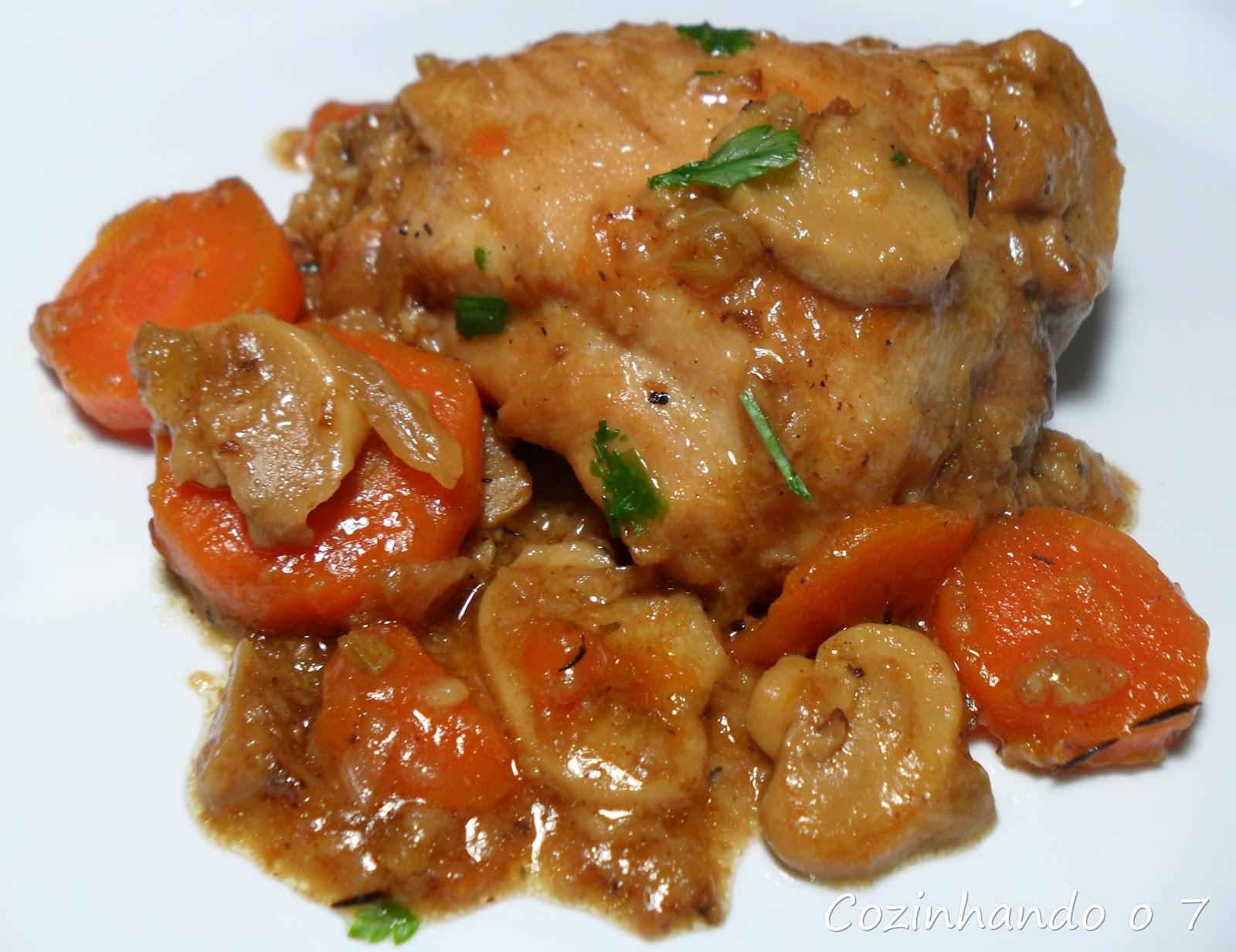 A 5 segundos truque para frango carne ou peixe