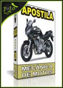 Apostila Mecânica e Manutencao de Motos   Sergio Alejandro Ribaric
