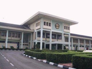 Alamat Universitas di Bandung