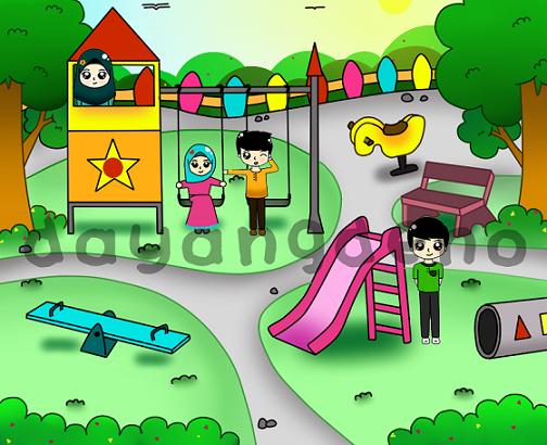 Tempahan : Playground