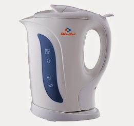 Bajaj 1-Litre 1200-Watt cordless Kettle worth Rs.1199 for Rs.699 Only @ Amazon