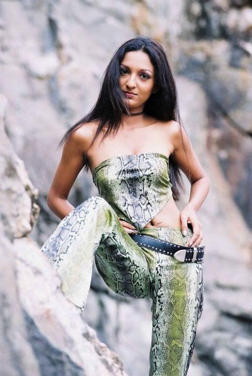 Sri Lankan Actress: Anjula Rajapaksha