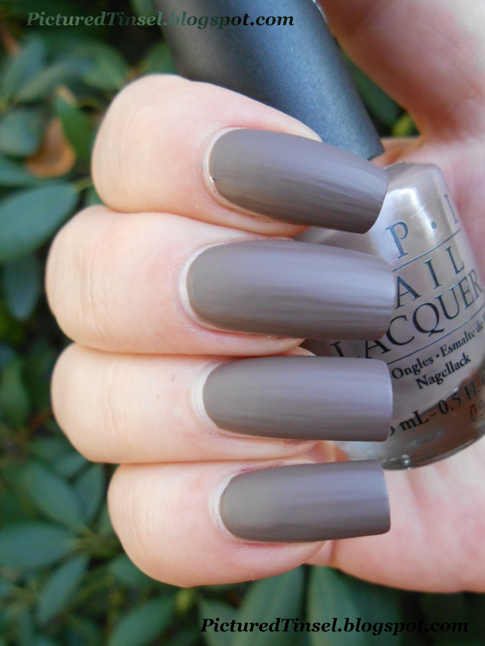 picturedtinsel opi you dont know jacques matte
