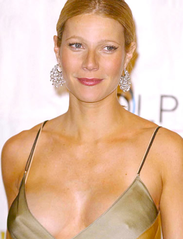 Image result for GWYNETH PALTROW without bra