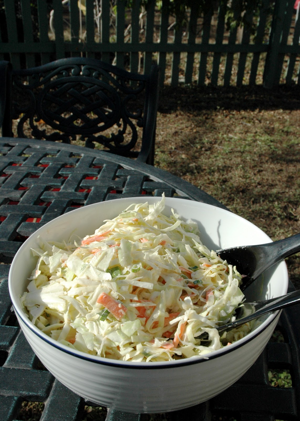 paleo coleslaw