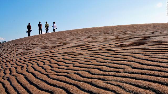 Tottori-sakyu Sand Hills
