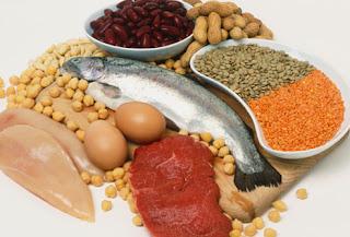 Proteins rich