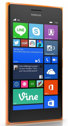 Nokia Lumia 735 Windows