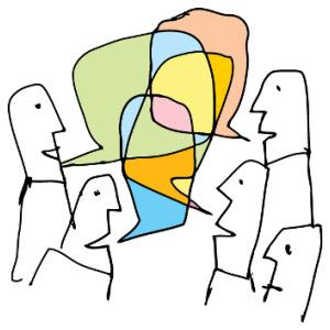 ilustrasi bahasa