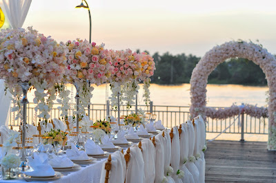 Wedding @ Buddy Oriental Riverside Pakkret Hotel By The River