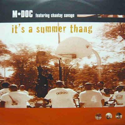 M Doc – It's A Summer Thang – CDM – 1996