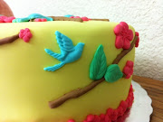 Mi Pastel del Día de las Madres (10 de Mayo)! (pastel de mayo )