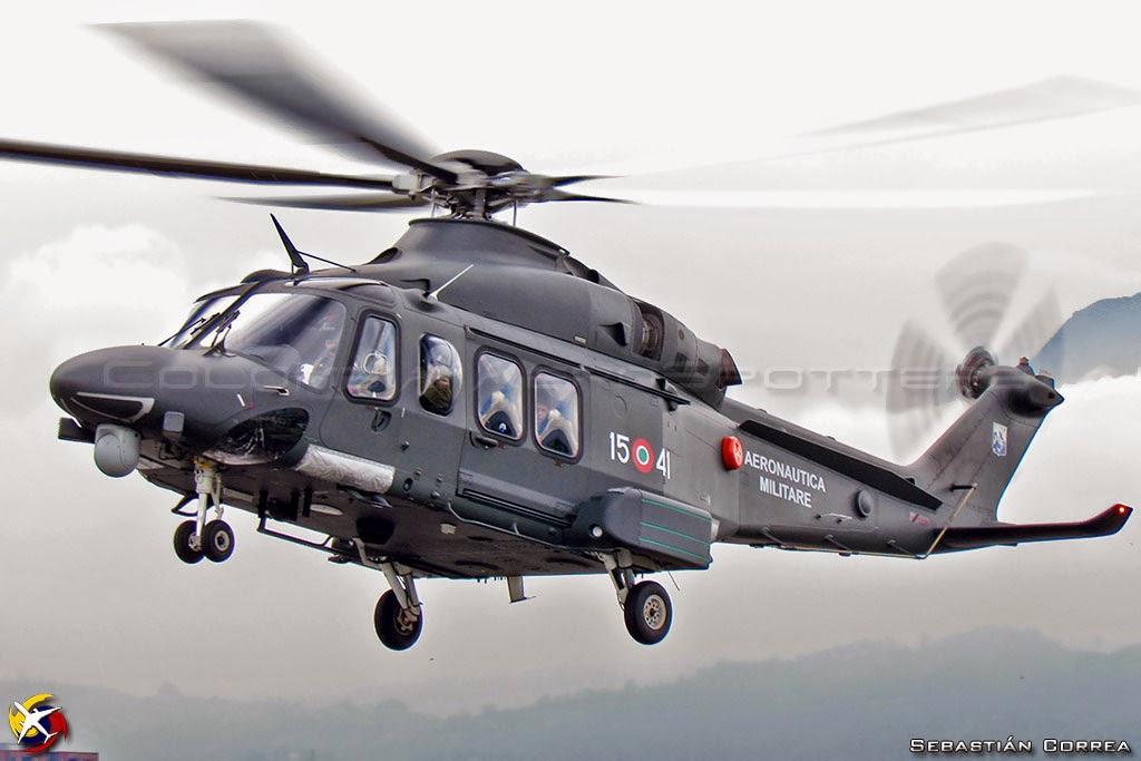 AgustaWestland AW139M Colombia