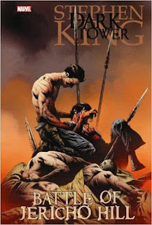 The Dark Tower Graphic Novels, Battle of Jericho Hill, Marvel Comics, Stephen King Store