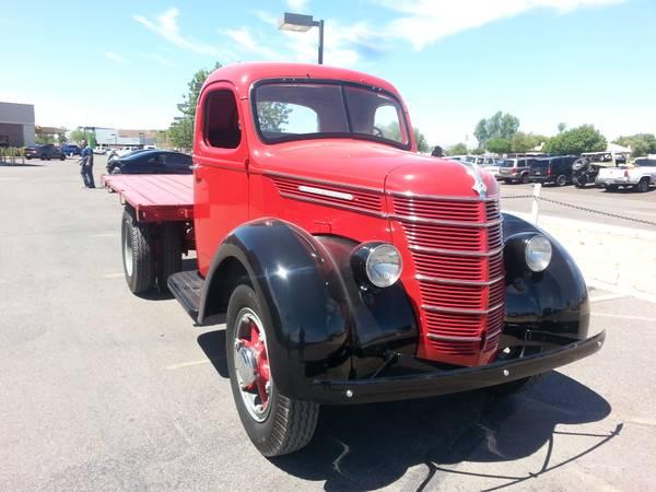 1939 International D30 Truck