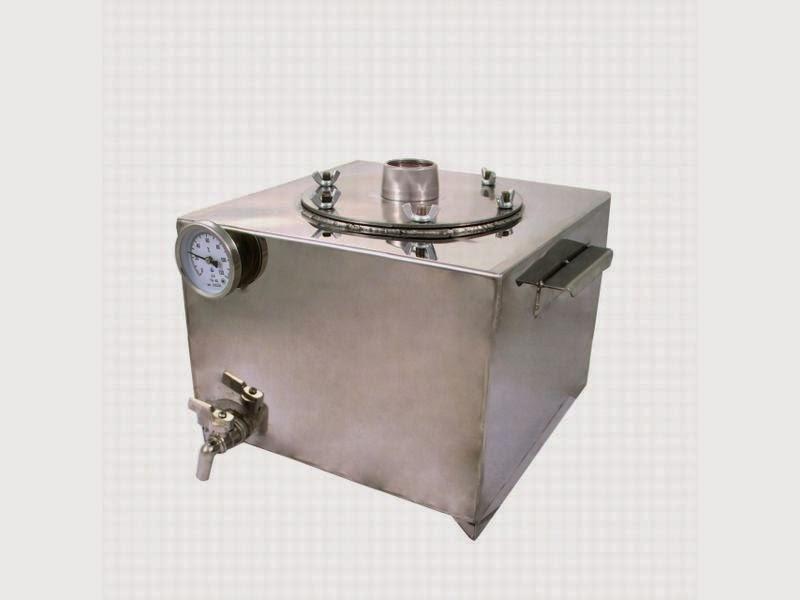 самодельный самогонный аппарат - куб