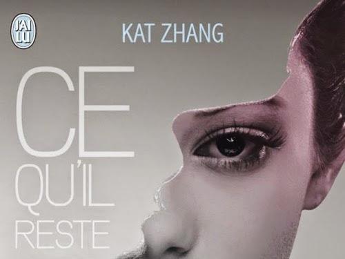 Hybride, tome 1 : Ce qu'il reste de moi de Kat Zhang