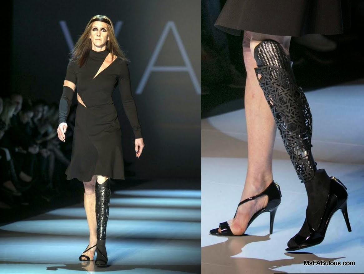 fashion prosthetic