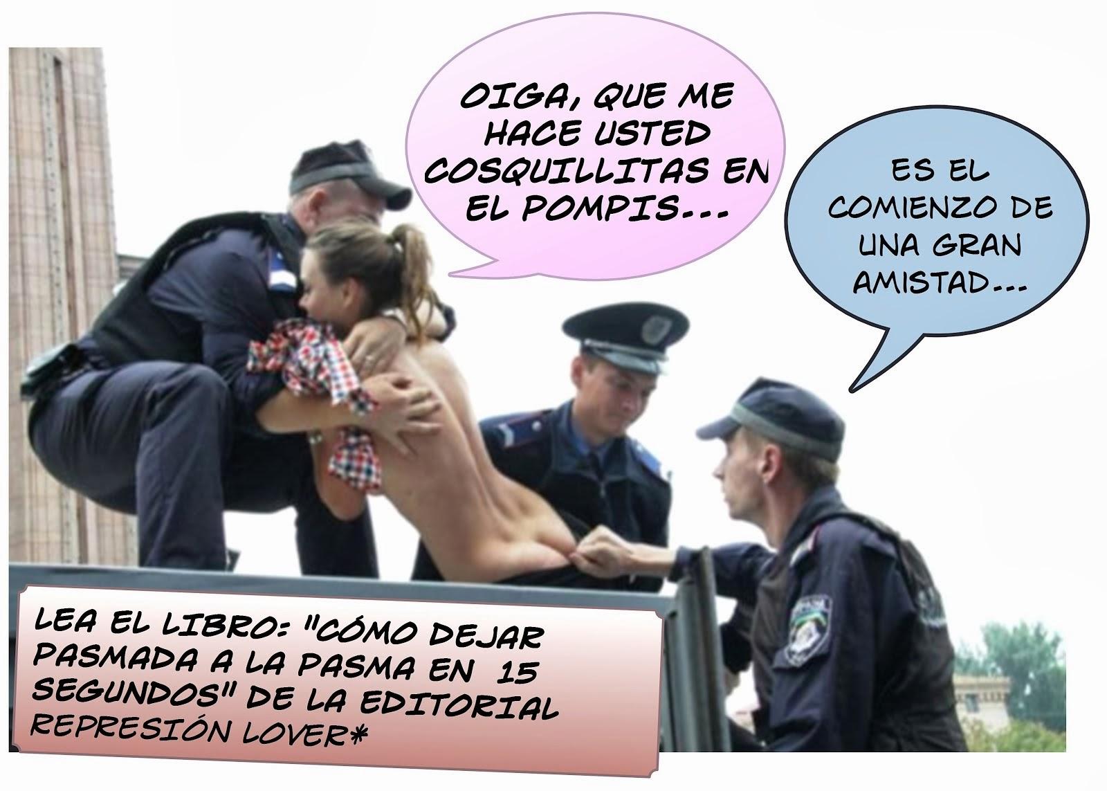 """Serie """"Represión Lover""""..."""
