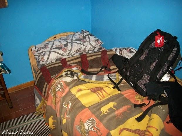 Perito Moreno, Hotel Santa Cruz