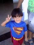Esse é o Super Gabriel, meu Herói Favorito