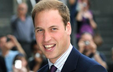 to why Prince William has not fixed his long noted slight hair loss