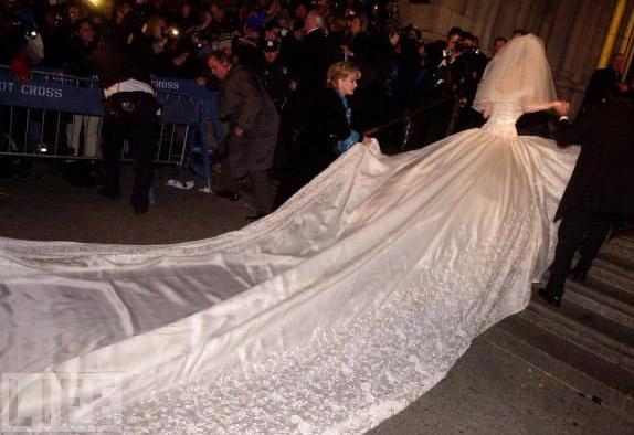 el vestido de novia mas grande del mundo – vestidos para bodas