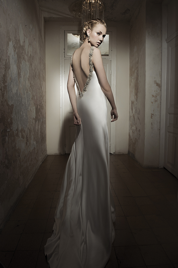 Lihi hod spring summer 2014 collection aisle perfect for Lihi hod wedding dress